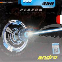 德国岸度andro 激光 PLAXON 450 乒乓球套胶(打出动能和速度)
