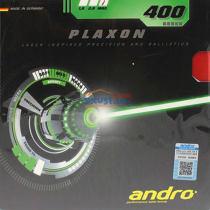 德国岸度andro 激光 PLAXON 400 乒乓球套胶(高容错性)