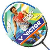 VICTOR胜利 极速1(JS-1)羽毛球拍 流体破风拍框 速度更快 2015最新款