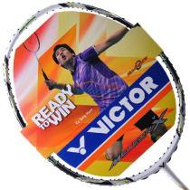 VICTOR胜利 尖峰90 MX-90 羽毛球拍 准确在握 指哪打哪