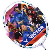 VICTOR胜利 尖峰X7600(MX-7600U) 羽毛球拍(入门专用球拍)