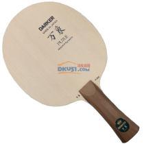 DARKER達克 萬象PURE 檜木夾板乒乓球底板(百年檜木+白色纖維)