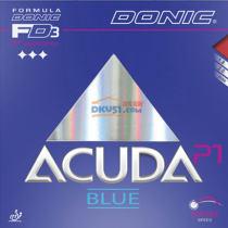 DONIC多尼克 Acuda Blue P1 13021 乒乓球套胶(拥有更高的进攻质量)