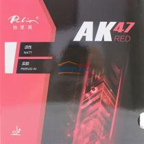 palio拍里奥 AK47 RED 红海绵乒乓球套胶(强大弹性与支撑力)