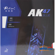 palio拍里奧 AK47 BLUE 藍海綿乒乓球套膠(輕盈且暴力)