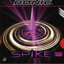 DONIC多尼克 尖刺SPIKE P1 13012 乒乓球长胶套(多变和非常好的下旋)