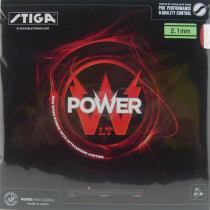 STIGA斯帝卡 POWER LT 超輕乒乓球反膠套膠9900/9901
