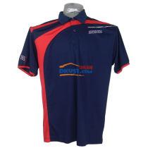 DONIC多尼克 83643 藏藍款全滌乒乓球服短袖T恤