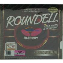 蝴蝶BUTTERFLY 05890 ROUNDELL HARD 新款威力加强硬型反胶套胶