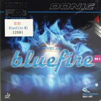 多尼克 蓝火 M1 Donic Bluefire M1(12091)反胶套胶 蛋糕海绵