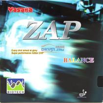 Yasaka亚萨卡ZAP全面型(ZAP BALANCE)内能套胶(日本GP海绵)