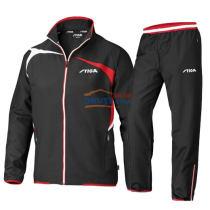 STIGA斯帝卡 G1404143 黑紅款乒乓球服運動套裝