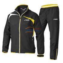 STIGA斯帝卡 G1404144  黑黄款乒乓球服运动套装
