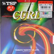 TSP大和 T-20505 CurL P-1R 长胶套胶超薄型(朱世赫用)