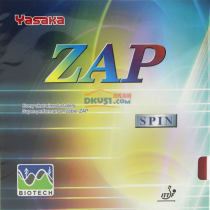 YASAKA亚萨卡ZAP旋转型(ZAP SPIN)内能型套胶 日本海绵