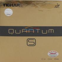 TIBHAR挺拔 量子軟型 quantum-S 乒乓球拍套膠皮(更易掌控)