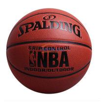 斯伯丁NBA篮球 74-604Y 掌控球场室外室内篮球
