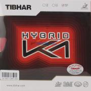 TIBHAR挺拔混动K1(HYGRID)红K1 粘性内能乒乓球套胶