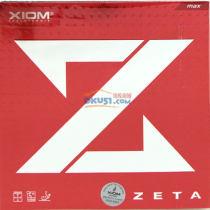 骄猛XIOM 大Z 捷踏ZETA 79-002乒乓球拍胶皮 反胶套胶 弧圈型
