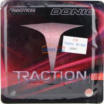 多尼克 牵引力 TRACTION MS soft 12097 乒乓球反胶套胶(非常旋转 非常灵活)