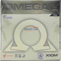 XIOM驕猛 歐米茄5 OMEGA V ASIA 79-042亞洲版乒乓球膠皮(超強控制 極限進攻