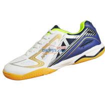 JOOLA尤拉 翼龙-116 白蓝金款乒乓球鞋(防滑耐磨)