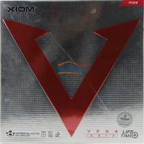 驕猛XIOM紅V 唯佳速度VEGA AISA 79-009反膠套膠 乒乓球膠皮
