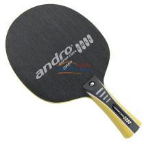 andro岸度 CELL OFF+ 七層純木乒乓球拍底板(攻擊型選手使用)