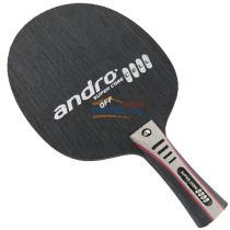 andro岸度 CELL OFF 七层纯木乒乓球拍底板(超轻 弧线低)