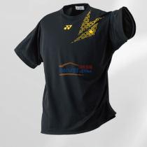 YONEX尤尼克斯 16001LDEX 羽毛球服 林丹新款短袖