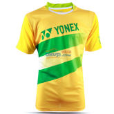 YONEX尤尼克斯 110246-450 黄色男款羽毛球服