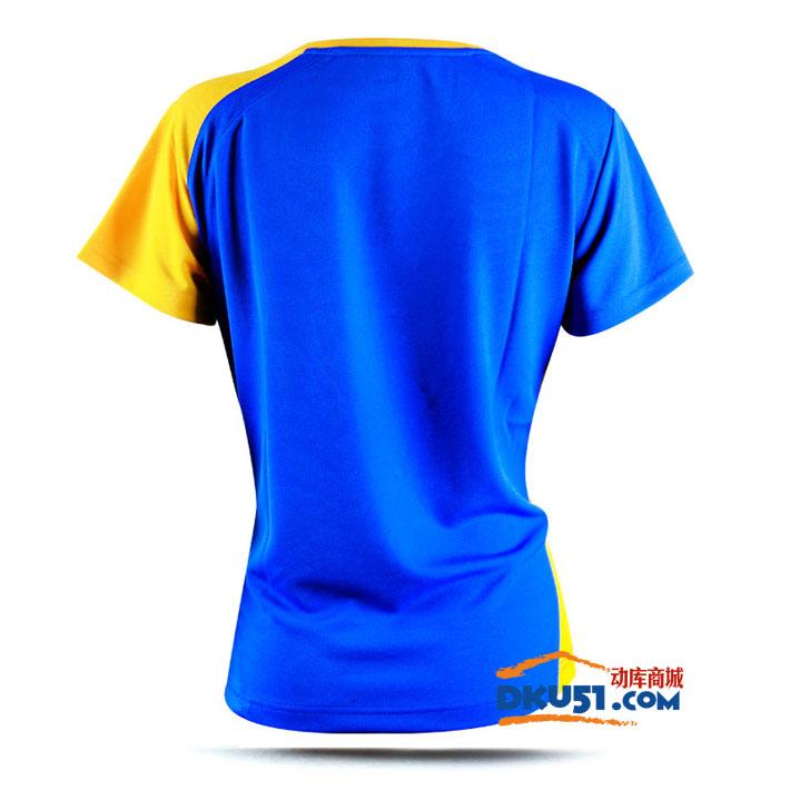 YONEX 尤尼克斯 210186BCR-786 女款羽毛球服(蓝色款)
