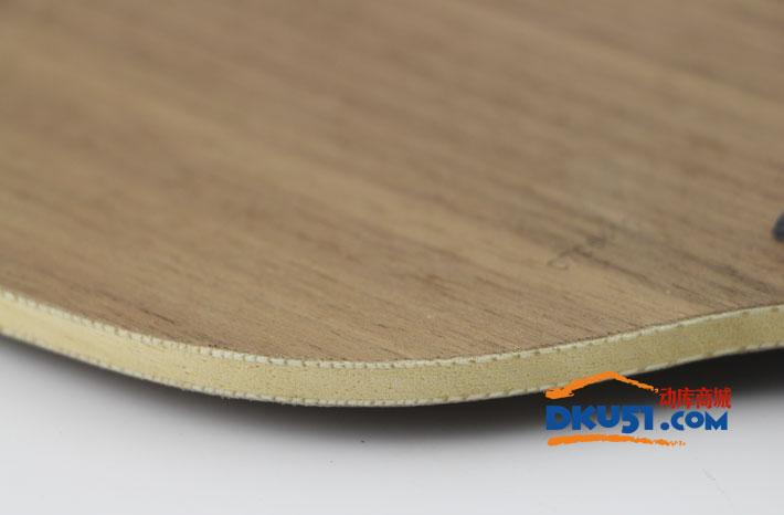 亚萨卡YEO专业版(无字版YEO)乒乓球底板(世界冠军马琳现用板)