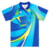 Butterfly蝴蝶 BWH-268 乒乓球服 運動T恤