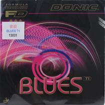DONIC多尼克BLUES T1 13031内能乒乓球反胶套胶(这张套胶不挑板)