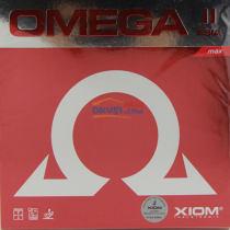 骄猛XIOM 欧米加2 OMEGA欧米茄II 反胶套胶 柳承敏使用
