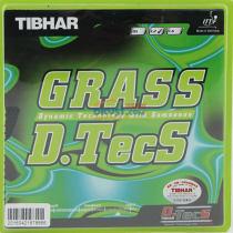 挺拔TIBHAR GRASS D.TECS草內能 進攻型長膠套膠/乒乓球單膠皮