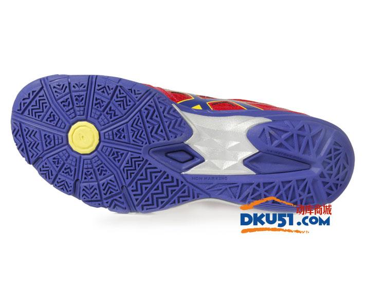 ASICS亚瑟士 R506J-2342 GEL-BLADE 5 专业羽毛球鞋
