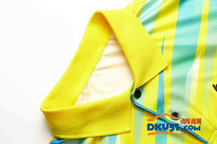 kawasaki川崎 ST-16202 女款羽毛球服 運動T恤(吸汗速干 聚酯纖維)