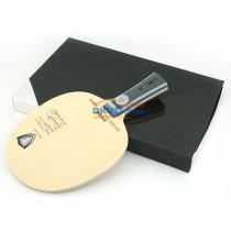 XIOM驕猛 易加圖碳王 IGNITO 快弧型檜木碳素乒乓球拍底板