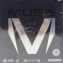 XIOM驕猛 銀魔3 MUSA3 79-045 澀性內能乒乓球膠套膠(無毒無味)