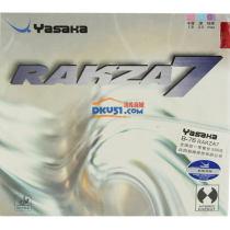 YASAKA亞薩卡威力7(RAKZA 7)反膠套膠 馬琳最新反手膠皮