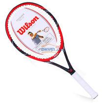 Wilson缁村��� Federer pro 105 缃����� 2016�板�� �ㄧ⒊绱���瀛�杩��舵��