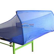 匯乒乒乓球集球網 乒乓球回收網(折疊式 發球機/訓練可用)