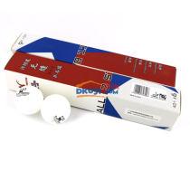 许绍发无缝球 40+三星乒乓球 国际比赛用球(耐用、稳定、弹性好)