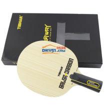 TIBHAR挺拔巴沙碳皇 Balsa Carbon 乒乓球底板(輕量與速度的化身)