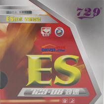 友谊729 729-08ES劲速 无机内能乒乓球胶皮 反胶套胶