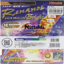 NITTAKU尼塔庫火鳳凰軟型 Renanos Bright NR-8545乒乓球套膠
