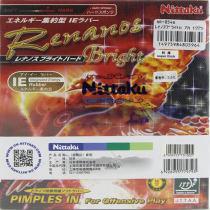 NITTAKU尼塔庫火鳳凰硬型 Renanos Bright NR-8546乒乓球套膠