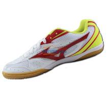 MIZUNO美津浓 81GA156045 白红款乒乓球鞋运动鞋(灵活,轻便,舒适)